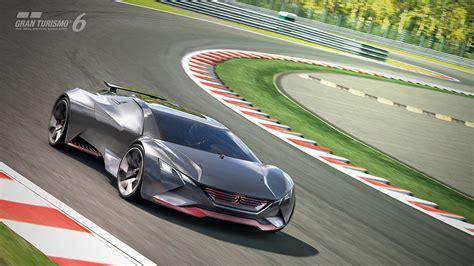 Schnellstes Auto Gran Turismo 6 by グランツーリスモ6 1 19アップデートで新車種 プジョー ビジョン グランツーリスモ 登場 Srt ビジョン