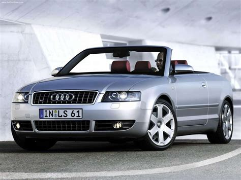 Audi S4 Cab by Audi S4 Cabriolet Technical Details History Photos On