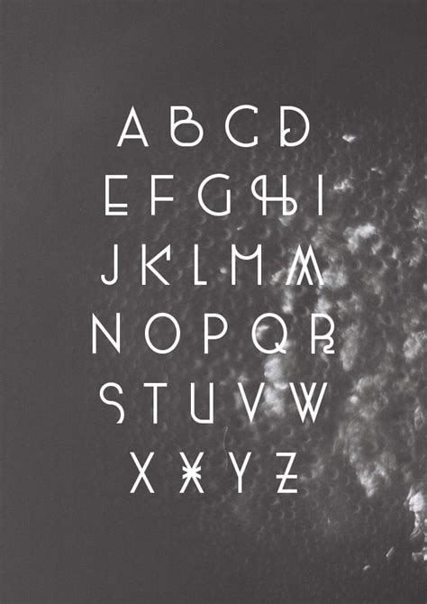 typography em 400ml type by marco terre via behance typography typo