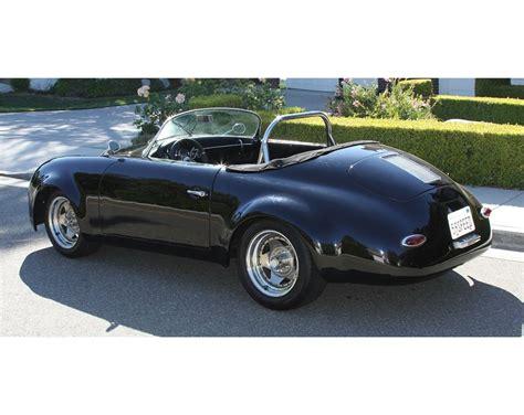 1959 porsche speedster 1959 porsche speedster californian