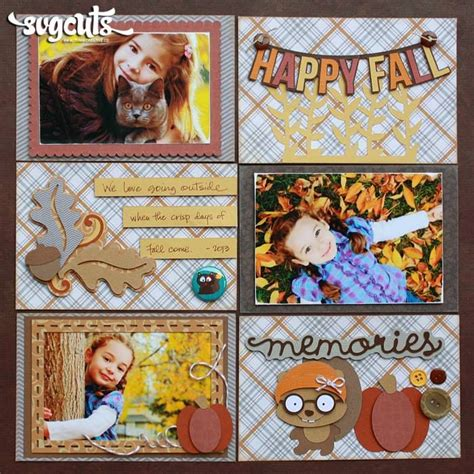 pin by april denkman on fall page scrapbooking pinterest
