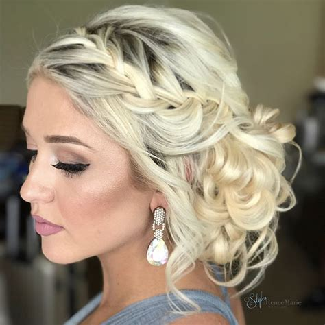hairstyles for fine hair updo bridesmaid from today s islandmorada wedding i m