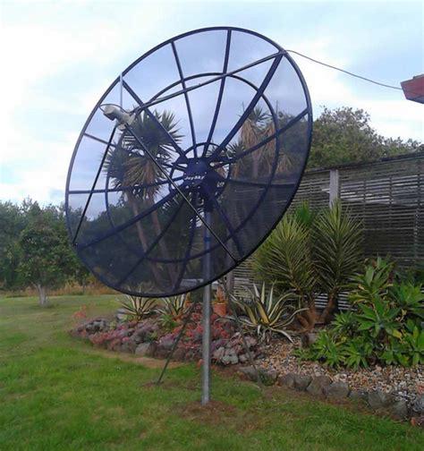 waitoki chinasat6b c band satellite dish installation freeview uhf tv aerial installers