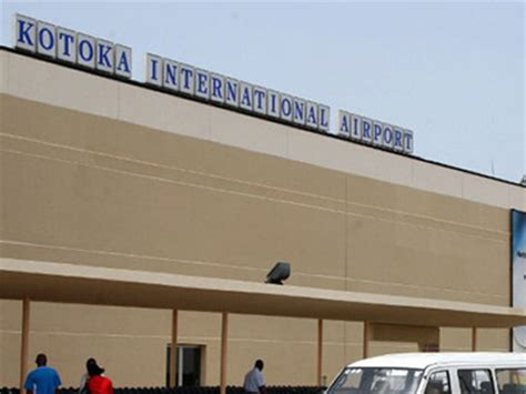 Kia Airport Kotoka International Airport Declared Security Zone