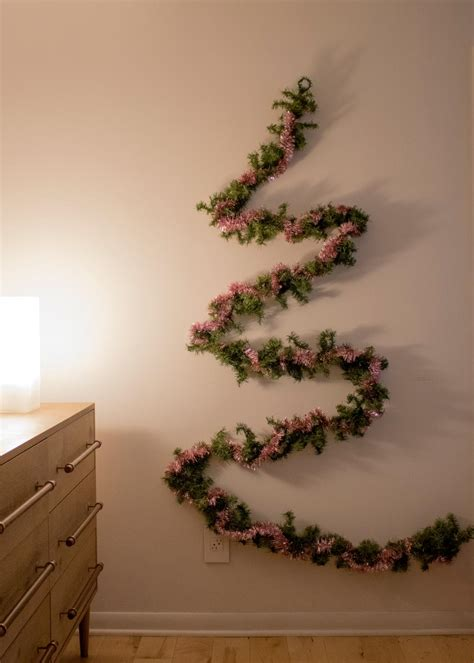 decoracion de arboles con cinta 193 rboles de navidad ideales para espacios peque 241 os