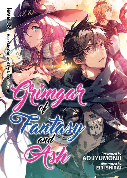 grimgar of and ash light novel vol 5 grimgar of and ash novel volume 5