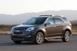 Chevrolet Vehicles 2015 2015 Chevrolet Equinox Overview Cars