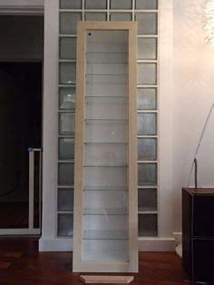 gläsern rack ikea obo 2 ikea bertby wood glass wall mounted display