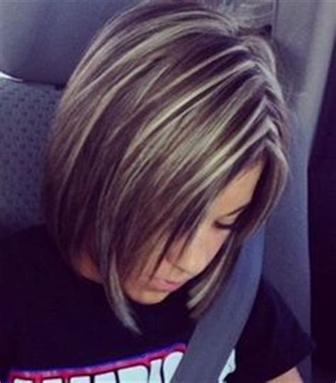 shag haircut brown hair with lavender grey streaks blonde hair color with lowlights and highlights google
