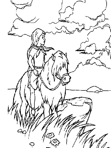 quest for camelot coloring pages coloringpagesabc com