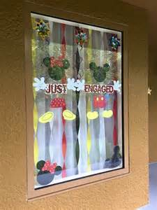 disney decorations 1000 ideas about disney window decoration on