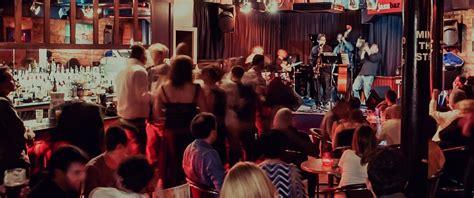 Bar In The Basement by The Jazz Bar Edinburgh Jazz Bar Chambers Street