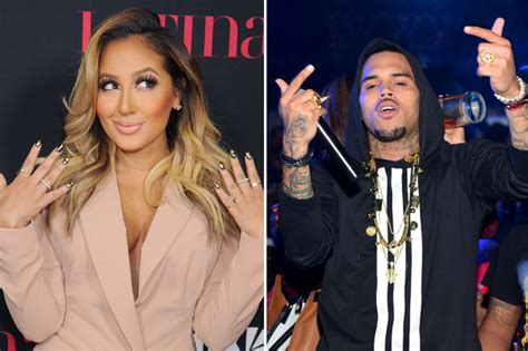pics adrienne bailon s feud with chris brown more chris brown disses adrienne bailon after the real see