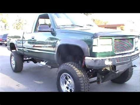 tire pressure monitoring 1995 gmc 1500 club coupe auto manual download link youtube 1996 gmc 2500 club coupe short bed 4x4 pro comp lift sold
