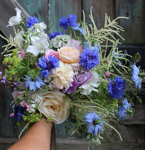 Wedding Bouquets Yeovil by 75 Best Weddings In Colour Blue Images On
