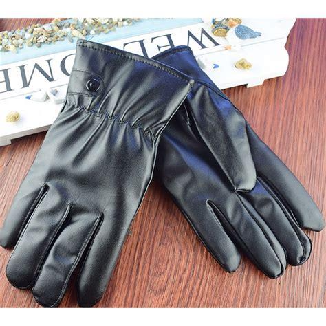 Sarung Tangan Touchscreen Pria Gesper sarung tangan motor pria waterproof touchscreen black jakartanotebook