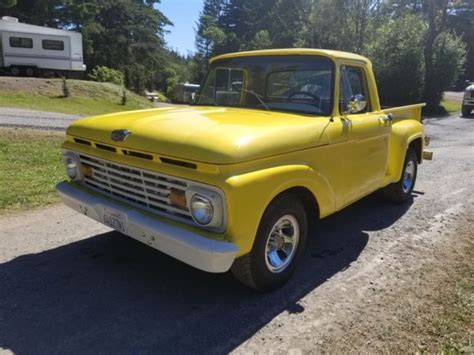 automotive air conditioning repair 1963 ford e series parking system 1963 ford f100 stepside air conditioning very clean truck for sale ford f 100 1963 for sale in