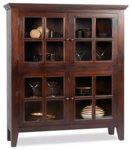 Curio Cabinet With Storage Bidwell Curio Cabinet Eclectic Accent Chests And