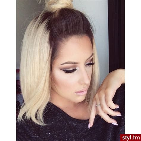 how to achieve roots hair style how to achieve dark roots hair style sombre my hair and