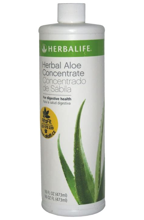 Teh Concentrate Herbalife herbalife herbal aloe concentrate 473 ml usa import the original