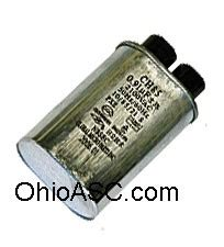 ge wb27x10011 capacitor for microwave wb27x10011 microwave oven capacitor ge general electric