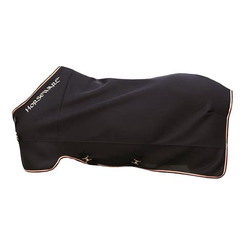 horseware cooler rug rambo airmax cooler rug with disc closure