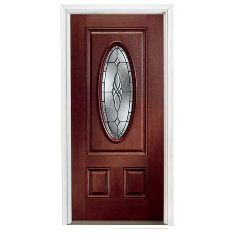 Lowes Doors Exterior Fiberglass Homeofficedecoration Lowes Exterior Doors Fiberglass