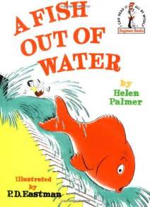 Interior Design Books For Beginners A Fish Out Of Water By Helen Palmer P D Eastman Dr