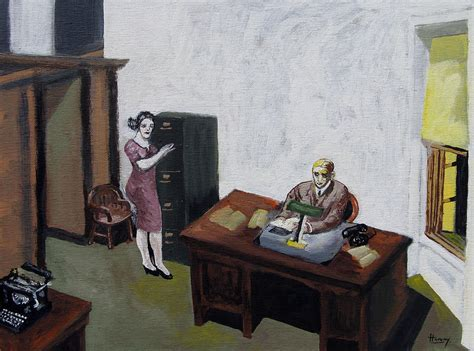 paint nite headquarters office at after edward hopper transformation 1