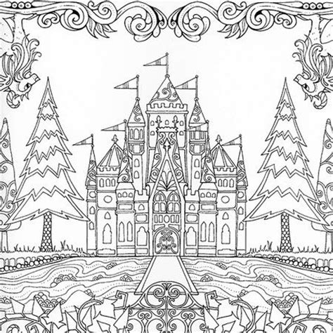 secret garden coloring book paper source dover designs for coloring pesquisa do