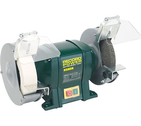 record bench grinder sharpening grinding support service