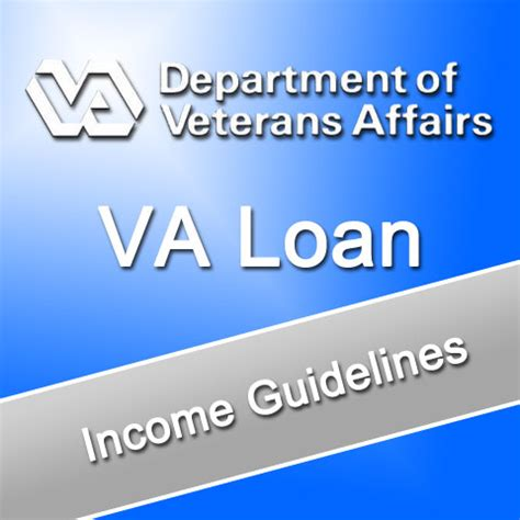 va mortgage loan income guidelines