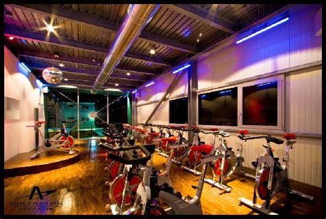 Spin Room by Spinning Room Picture Of Atletico Punta Cana Fitness And