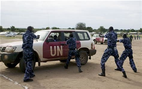 south sudan police bored in post conflict colourful police arrests