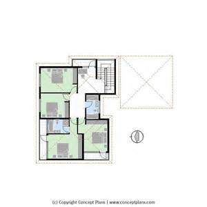 House Plans Open Floor Plan Cp0289 1 4s3b2g House Floor Plan Pdf Cad Concept Plans