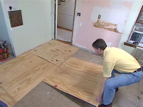 how to install fabricated hardwood floor