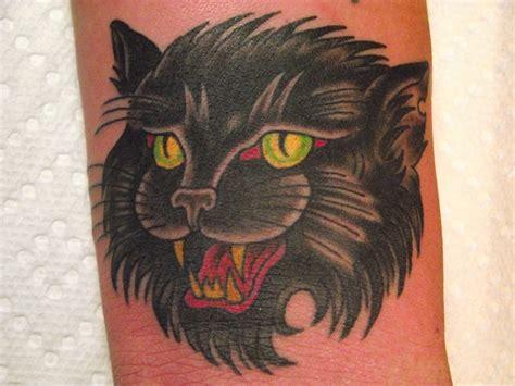 traditional cat tattoo 40 traditional cat tattoos