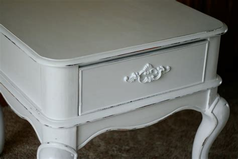 shabby chic end table s handmade creations shabby chic end table