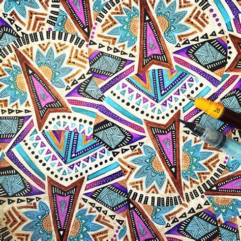 tribal geometric pattern tribal aztec ethnic geometric patterns pom graphic
