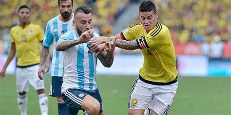 cuando juega argentina 191 cu 225 ndo y en qu 233 canal se juega el argentina vs colombia