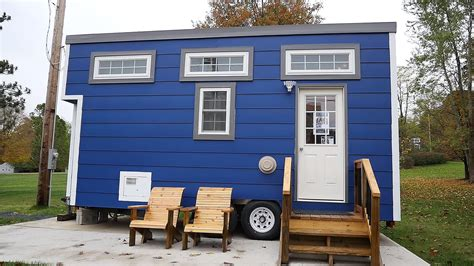 tiny house talk college students build tiny house dorm as on cus living learning experiment