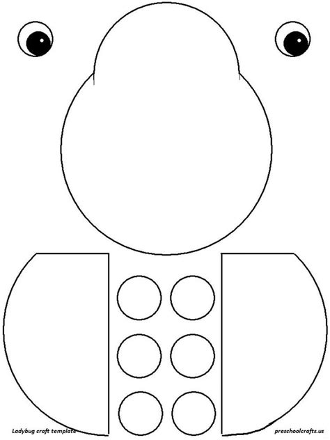 free antennas projects template best 25 ladybug crafts ideas on bug crafts