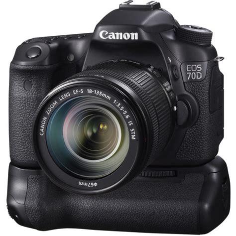 Kamera Canon 60d Malaysia by Canon Bg E14 Battery Grip For Canon Eos 70d 80d Dslr