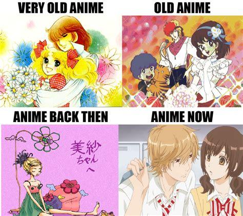 shojo anime shojo anime evolution i wanna rofl