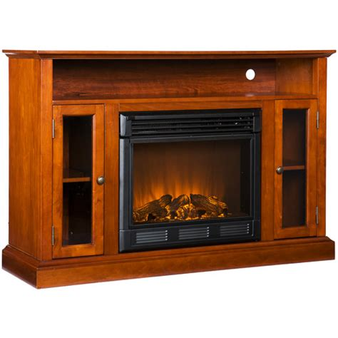 brookside electric media fireplace for tvs up to 50