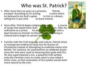 why is st s day celebrated on march 17th it all
