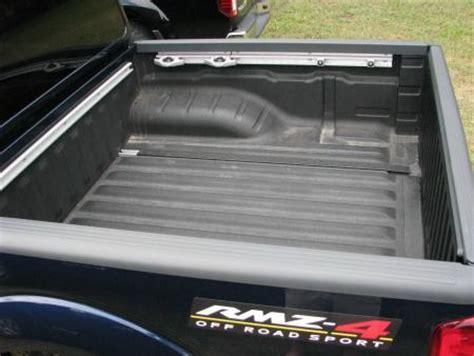 truck bed rail system the 2009 suzuki equator 4 215 4 test drive zuki offroad