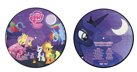 My Records Equestria Daily Mlp Stuff Another Vinyl Record My Pony Release Coming