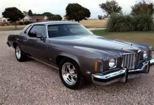 1975 Pontiac Grand Prix Purchase Used 1975 Pontiac Grand Prix Lj Coupe 2 Door 6 6l