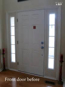 Interior Front Door Color Doors Just Doors Me Myself Diy